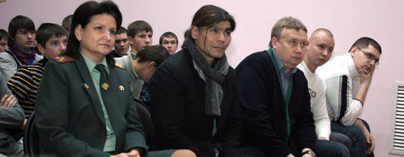 Сыктывкар посетил Алик Гульханов